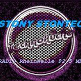 "Stony Stontec @ ""Die Technoküche"" RADIO RheinWELLE 92,5MHZ (15,08,2015)"