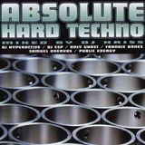 Dj Kriss - Absolute Hard Techno Vol.1