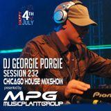 Georgie Porgie  MPG Radio Mixshow Session 232