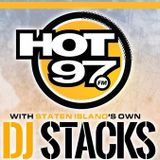 DJ STACKS MIXING LIVE ON HOT 97 (2-17-18)