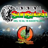Pimpers Paradise Reggae Radio Prog.202 ROTOTOM 2017   5-05-17