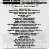 24/7 Reggae Station #20 (15.10.2017)