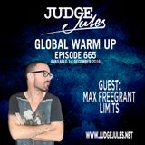 JUDGE JULES PRESENTS THE GLOBAL WARM UP EPISODE 665