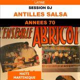 SESSION DJ spéciale SALSA ANTILLAISE années 70 (Guadeloupe - Haiti - Martinique) by BlackVoices