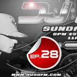 DJ L - Hush Fm - Episode #28