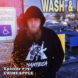 """Episode #79: CRIMEAPPLE - New album """"Aguardiente"""", building a brand as an extension of your artistry"""