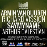 Powertools Mixshow - Episode 8-13-16 Ft: Armin Van Buuren, SAYMYNAME, & Arthur Galestian
