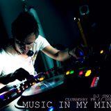 DJ SNOOPP - Music in my mind #3 @ Clubberry FM