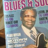 Blues & Soul Retro Chart Issue 470 - 4th Nov 1986 - Terry Brown Live on SoulBeat radio