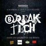 Bassica-The breaktech show Ft MOTIVBREAKS 26/9/15