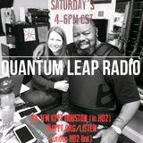 QUANTUM LEAP RADIO: Leap 127 {TROUBLE IN BLACK episode (Feb. 9, 2019)}