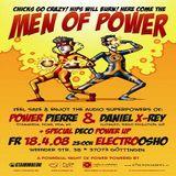 Pierre & Daniel Rey aka Men Of Power @ Stammheim Night - Electroosho Göttingen - 18.04.2008