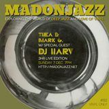 MADONJAZZ #82 w/ guest DJ Harv