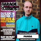 PANDA - Garage Classics Mega Street Party Promo Mix - House & Bass