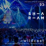 Wildcast 93 Live from Untold Festival, Cluj, Romania (Part 2)