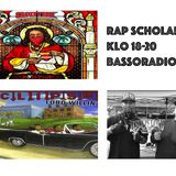 Rap Scholar 10.4.2017: Kristinusko ja rap