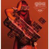 Alfonso Ares @ Goa - Rubik - Madrid - Fabrik - 30/06/2013