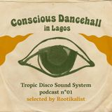 Conscious Dancehall In Lagos - By Rootikalist