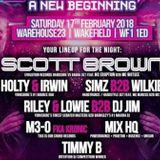 BANGIN!! DJ HOLTY _ IRWIN - MCS SPACE, NATZ, MARCUS, ELL, ERUPTION