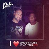 DJ Dolo Live @ I  Love 2000's Cruise with Ja Rule