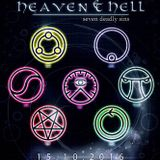 Heaven & Hell 4 - Seven Deadly Sins, Amped Nightclub 15-10-16