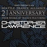Live at the Underground: STA 2 year featuring Christopher Lawrence
