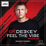 Deekey - Feel The Vibe 046 [Record VIP House] (08.02.2018)