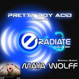eRadiate 001 - with special Guest Maya Wolff