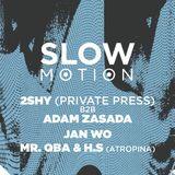 H.S & Mr.Qba  (Atropina)   @ SLOWmotion 13 (SPATIF) (cut set)