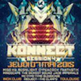 KOM - DJ LIVE CONTEST (KONNECT SESSION #4)