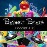 DJ Adam Norton - Badnut Beats Podcast #38