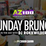 Sunday Brunch Mix @ AZ100 Radio (10/28/18)