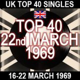 UK TOP 40 16-22 MARCH 1969