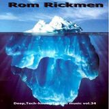 Deep,Tech-house,Techno music vol.34_Rom Rickmen