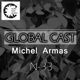 Michel Armas _Global music podcast n 33_  24_01_2019