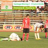 Pasión de Hincha FM - Primera B / Fecha 6 : Santiago Morning vs Curicó Unido