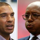 Gods Talkshow 110618 - Stan Collymore row with Ian Wright
