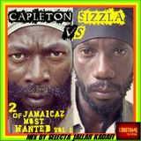 "Selecta Jallah Kadafi 2of  JamaiKaZ Most Wanted Vol.1 ""Capleton VS Sizzla Kalonji"""
