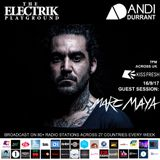 Electrik Playground 16/9/17 inc Marc Maya Guest Session
