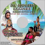 Da Biggest Bangers Summer Edition 2019 RnB Hip Hop Dancehall Afrobeats Mixed By DJDrizz