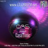 Casatonic Podcast Vol.04 on GlobeFm (4th Feb 2016)