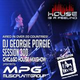 Georgie Porgie  MPG Radio Mixshow Session 300
