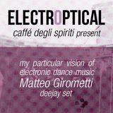 Matteo Girometti dj set at Caffè degli Spiriti - Cagliari - Italy - 20.07.2013 PART 1