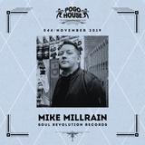 Pogo House Podcast #044 - Mike Millrain (November 2019)