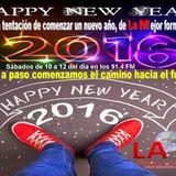 Bienvenida M al 2016