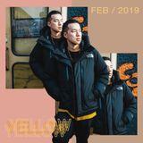 FEB / 2019 - DJ YELLOW