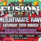 FUSION MARCH 28TH 2015 - APOLLOnMOTION MC EXPRESS with Gray the Drummer