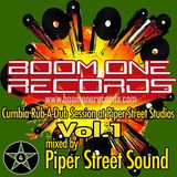 Boom One's Cumbia Rub-A-Dub Session at Piper Street Studios Vol.1