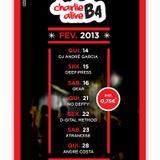 D-Gital Method @ Charlie Alive Bar, Bairro Alto - 22.02.2013