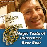 Magic Taste of Butterbeer Beer Beer #176